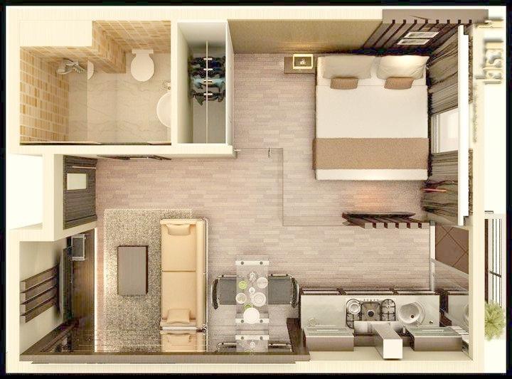 Planovi stanova koji će vas oduševiti